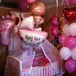 Воздушные шары в роддом Каменское